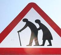 Panneau personnes âgées