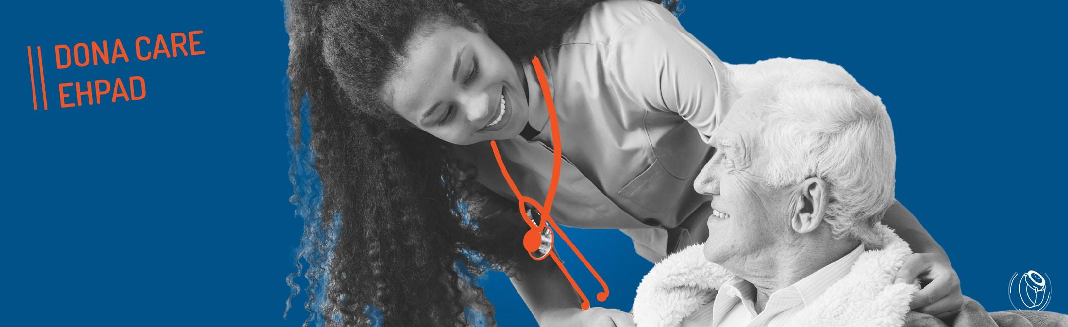 Dona Care détection de chutes pour les EHPAD