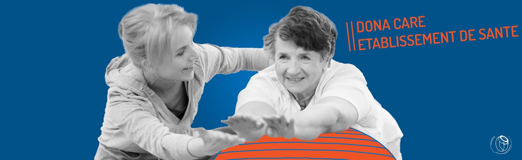 Dona Care détection de chutes en Etablissement de Santé