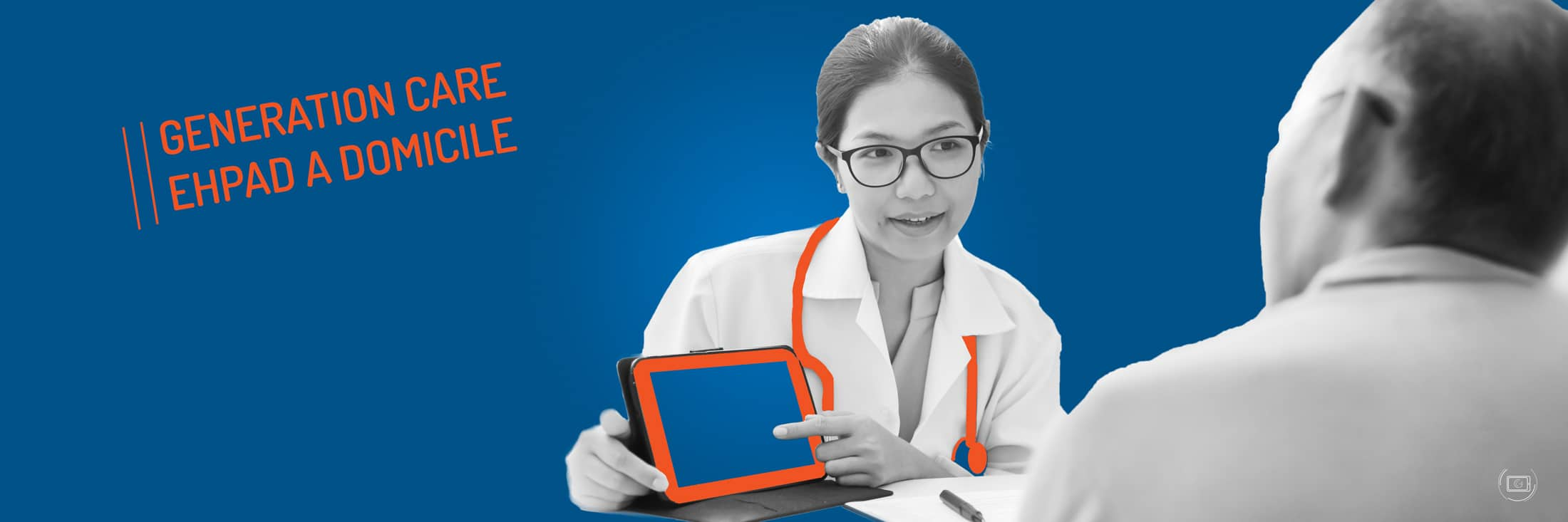 Generation Care Telesuivi Medical en EHPAD hors les murs