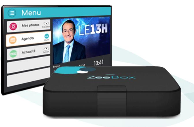 Zeebox, innovation au service des seniors contre l'isolement