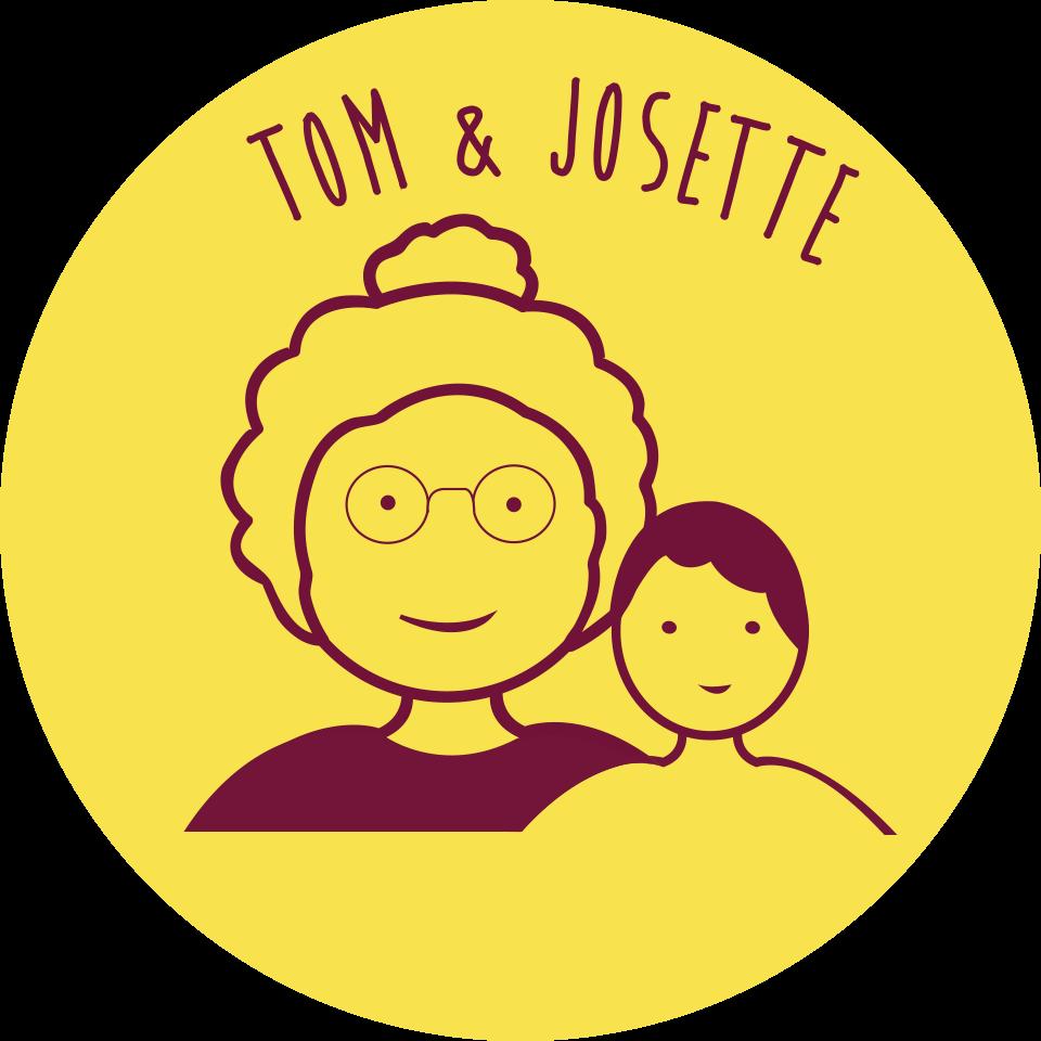 Logo Tom&josette